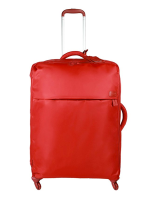 "Lipault Luggage Original Plume 20"" Spinner Red"